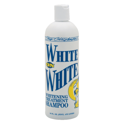 Chris Christensen White on White Shampoo
