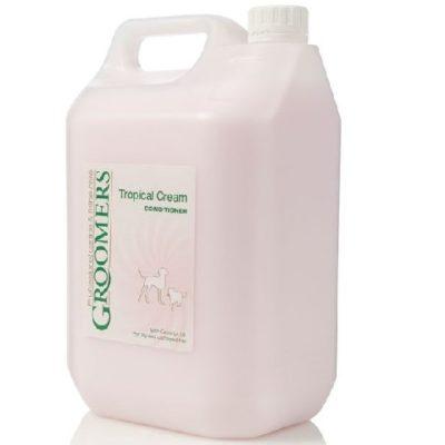 Groomers Tropical Cream Conditioner