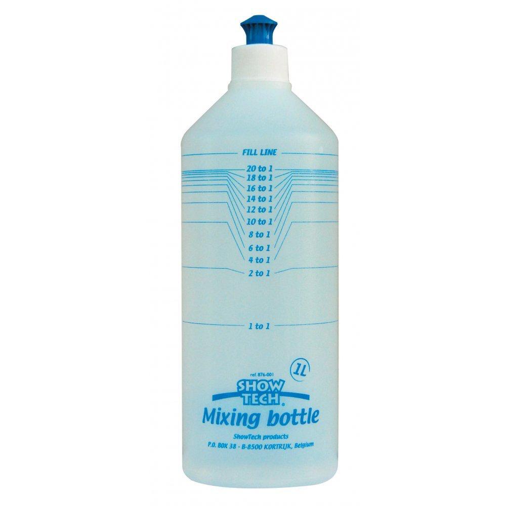 Mix flasker