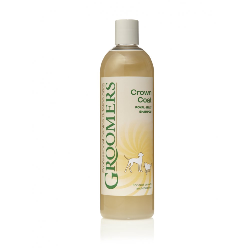 Groomers Crown Coat Shampoo med Royal
