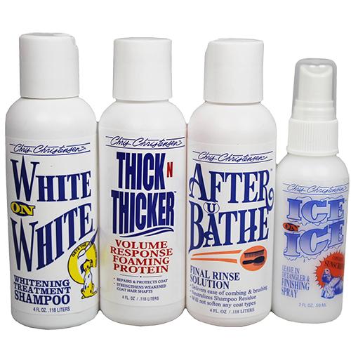 Starterkit White On White