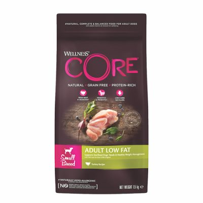 CORE Small low fat