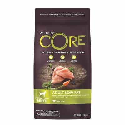 CORE medium large breed low fat